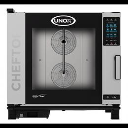 Električna parnokonvekcijska pečica UNOX XEVC-0621-EPR plus 6 GN 2/1