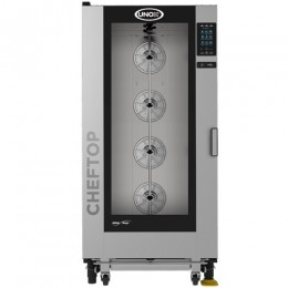 Plinska parno konvekcijska pečica UNOX XEVC-2011-GPR plus 20 GN 1/1